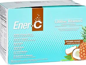 ENER-C PINEAPPLE COCONUT 30 SACHETS