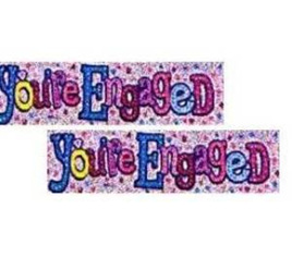 Engagement Banner - You're Engaged