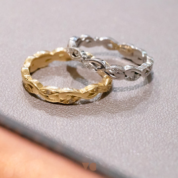 Engagement Ring Metal Options