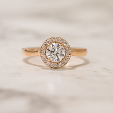 Engagement Ring Style and Setting