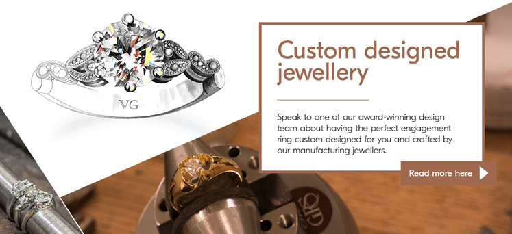 Engagement Rings Custom New Zealand