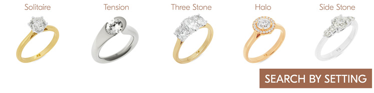 Engagement Rings Settings Wellington