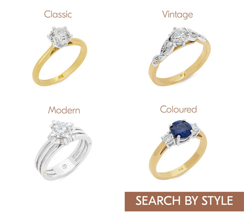 Engagement Rings Styles Wellington