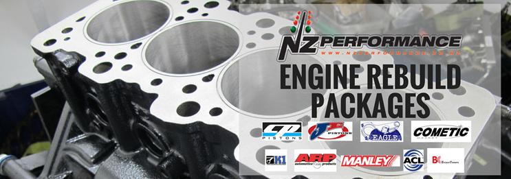 STANDARD ENGINE PACKAGES - NZ Performance Wholesale Ltd