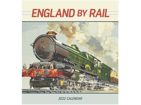 England By Rail 2022 Calendar
