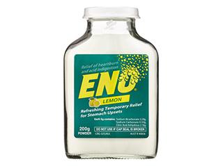 ENO Antacid Powder Lemon 200g