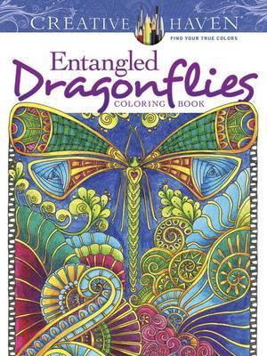 Entangled Dragonflies