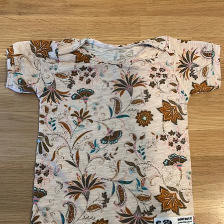Envelope neck t-shirt -Persian - Size 1