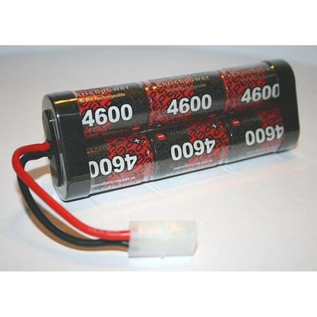 EP 7.2v 4600 mAh NiMh Battery with Tamiya Connector