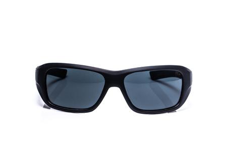 EP Wrap Black Sunglasses