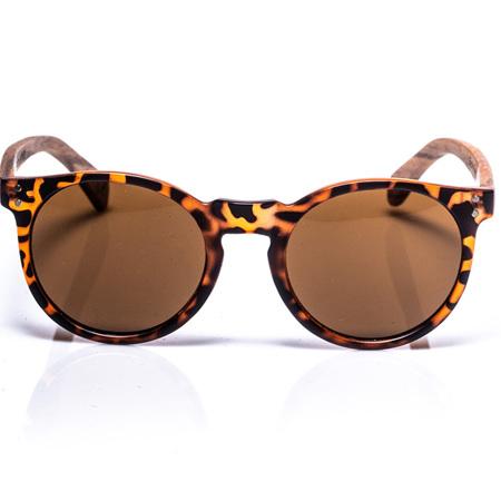 EP4 Sunglasses - Round Tortoise