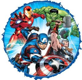 Epic avengers pinata