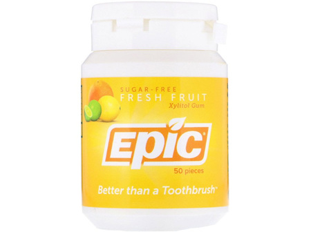 EPIC GUM FRESH FRUIT X 50