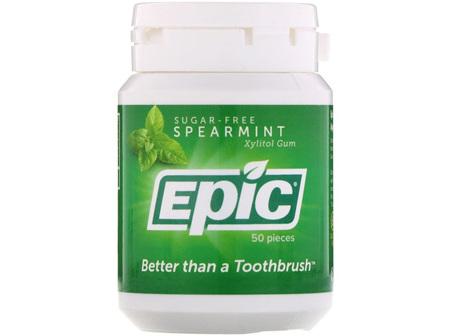EPIC GUM SPEARMINT X 50