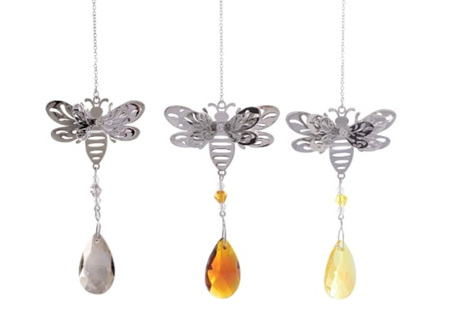 EQ Sun Catcher - Bumble Bee