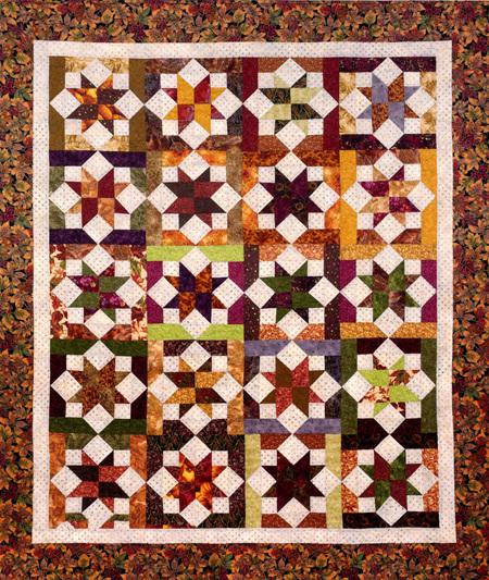Equinox Quilt Pattern