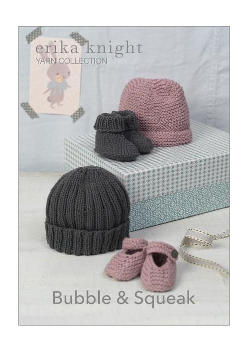 Erika Knight Bubble & Squeak pattern