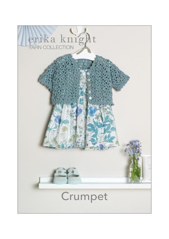 Erika Knight Crumpet Pattern