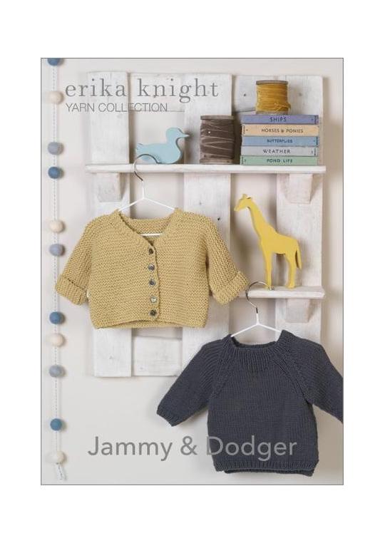 Erika Knight Jammy & Dodger Pattern