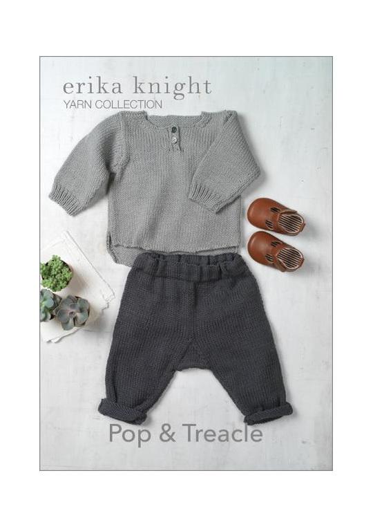 Erika Knight Pop & Treacle Pattern