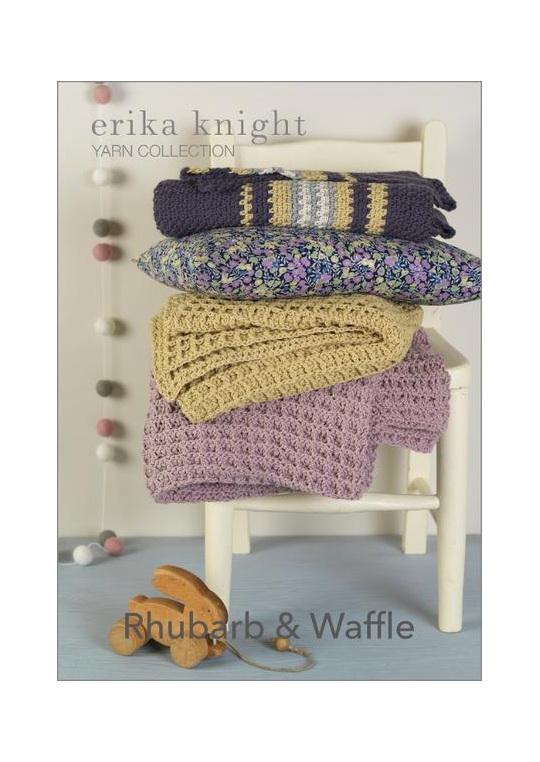 Erika Knight Rhubarb & Waffle Pattern