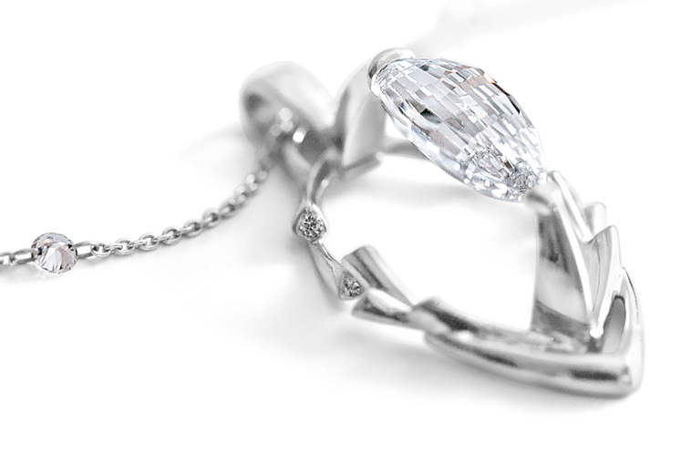 Esperanza Diamond, Diamond Pendant, Americas Largest Diamond