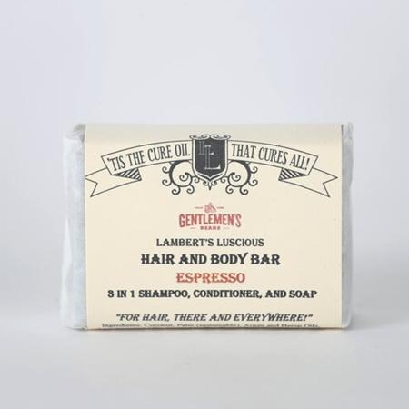 Espresso Hair & Body Bar