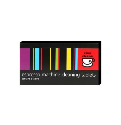 cleaning espresso machine