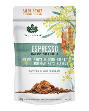 Espresso Paleo Granola