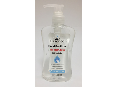 Essence Hand Sanitizer Clear Ice 250ml