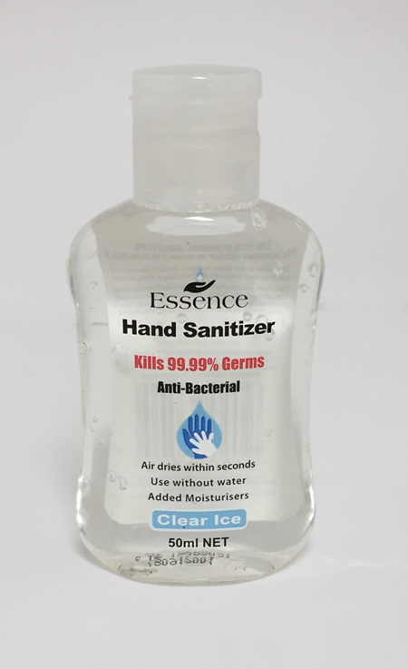 Essence Hand Sanitizer Clear Ice 50ml