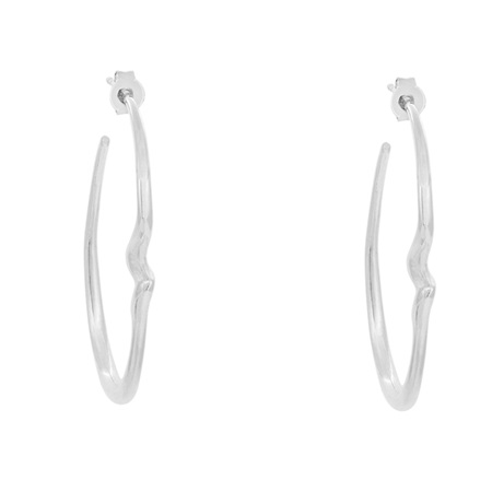 Essence Hoop Earrings