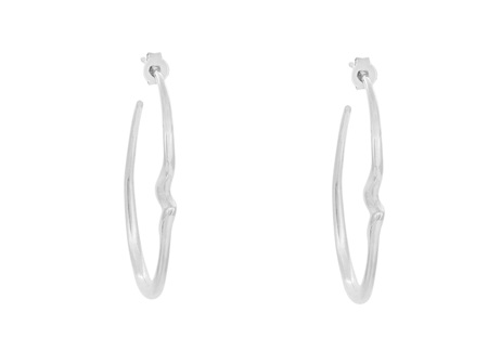 Essence Hoop Earrings