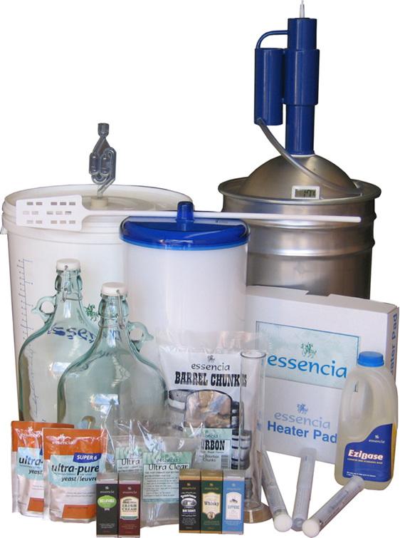 Essencia Distilling Starter Kit