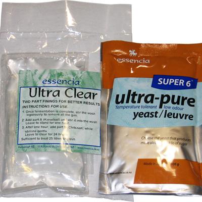 Essencia Ultra Combo Pack