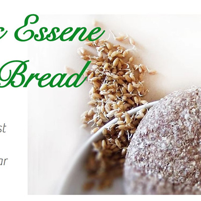 Essene Organic Raw Sprouted Bread - Purple Wheat/Rye
