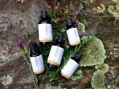essential oil topical body treatments