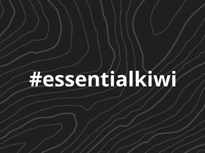 #EssentialKiwi