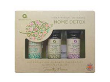 Essentials Drop Set Home Detox 3x9ml
