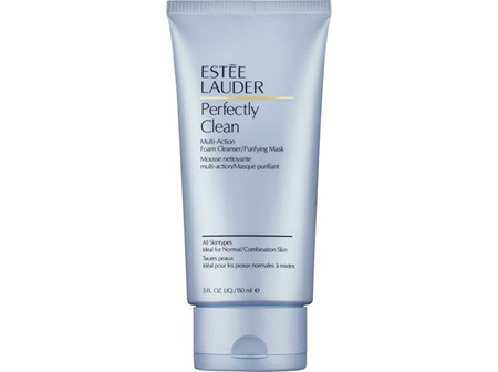Este Lauder Perfectly Clean MultiAction Foam Cleanser  Purifying Mask 9ml