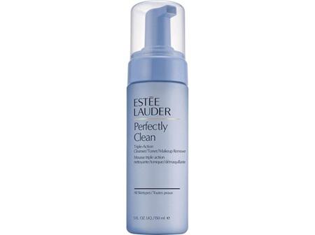 Este Lauder Perfectly Clean TripleAction Cleanser  Toner  Makeup Remover 150ml