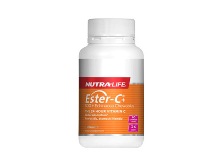 Ester-C 500mg + Echinacea Tablets