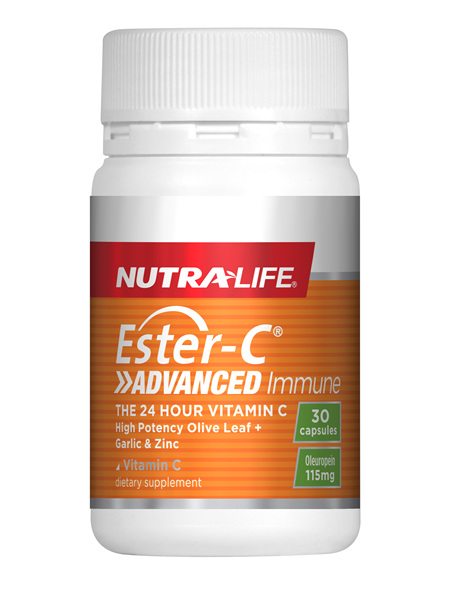Ester C Advanced Immune - 30 Tabs