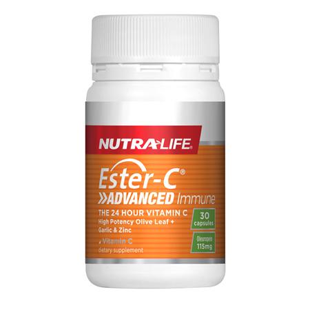 Ester C Advanced Immune - 30 Tabs