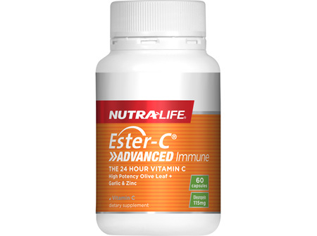 Ester C Advanced Immune - 60 Tabs
