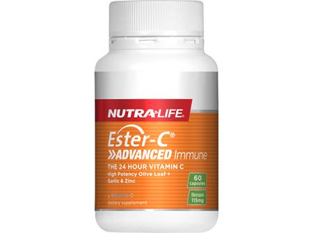 Ester C Advanced Immune - 60 Tabs