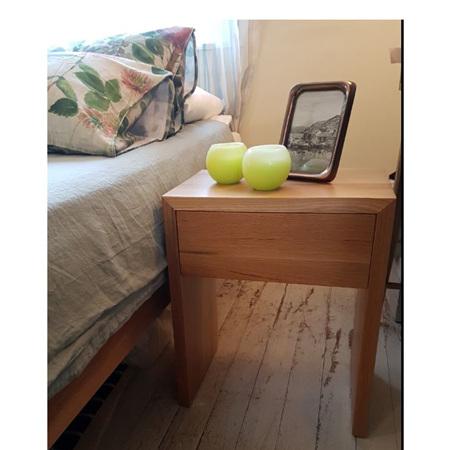 Esuu Side Table/Bedside Cabinet - $770