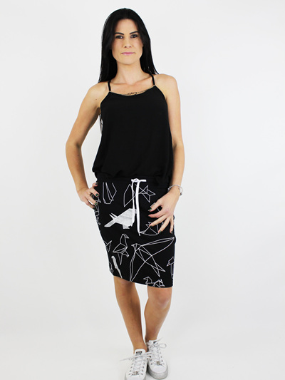 ETC ORIGAMI COLLECTION SKIRT