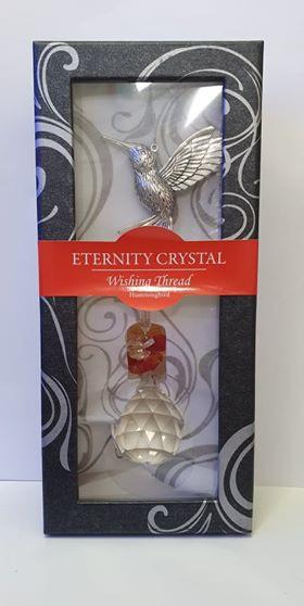 Eternity Wishing Thread Hummingbird