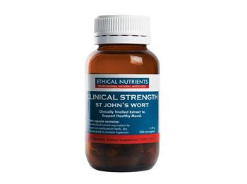 Ethical Nutrients Clinical Strength St John'S Wort